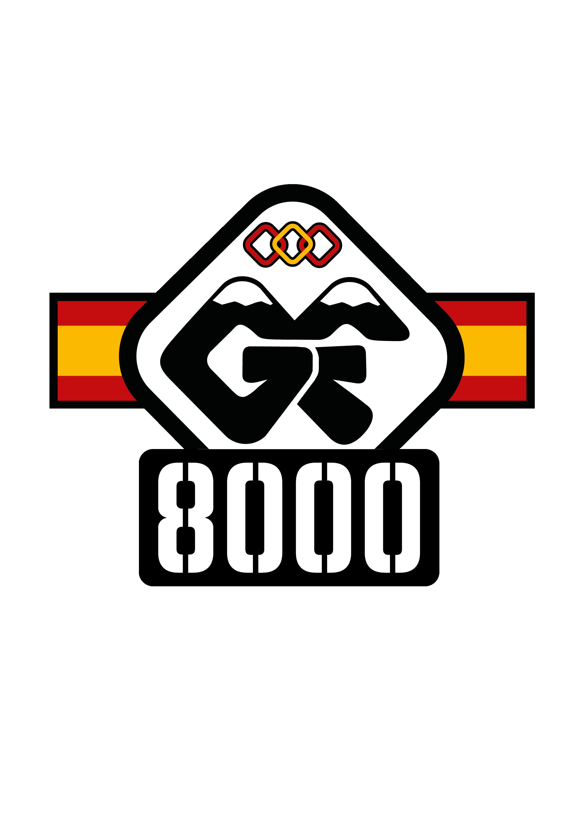GRAN FONDO 8000. PRUEBA DEPORTIVA.