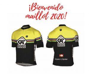 Presentación del maillot 2020