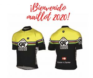 Maillot Oficial GF8000